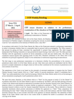 Weekly Briefing 27 March - 3 April 2012 #116