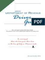 Missouri Drivers Manual | Missouri Drivers Handbook