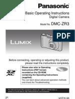 Basic Operating Instructions Digital Camera