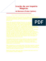 A Construcao de Um Imperio Magicko - David Berssom