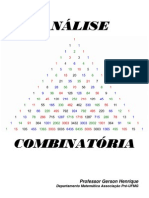 Analise-combinatoria