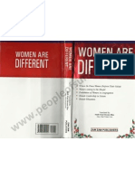 Women Are Different Translated By Shaykh Mufti Afzal Hoosen Elias