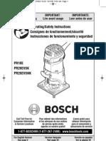 Bosch Trim Router PR20EVSK