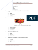 Mid Year Exam Revision Set 1 2