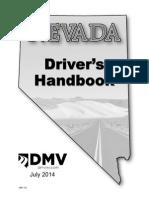Nevada Drivers Manual   Nevada Drivers Handbook