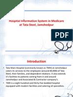 Tata Steel Mis System