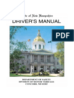 New Hampshire Drivers Manual | New Hampshire Drivers Handbook