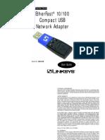 Usb100m User Guide