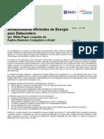 Infraestruturas Eficientes DrKoch e Fujitsu