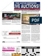 Americas Auction Report 4.6.12 Edition