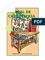 Manual de Carpinteria Por Francisco Aiello m