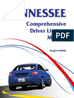 Tennessee Drivers Manual | Tennessee Drivers Handbook