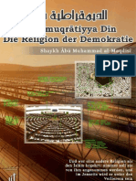 Ad Dimuqratiyya Din Al Maqdisi
