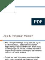 Pengiraan Mental
