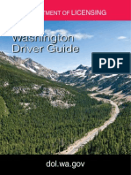 Washington Drivers Manual | Washington Drivers Handbook
