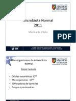 3. Microbiota Normal
