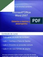 Microsoft®Office Word 2007