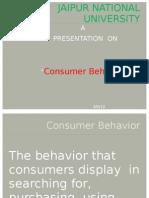 Consumer Behaviour..