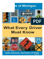 Michigan Drivers Manual | Michigan Drivers Handbook