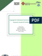 Language for Professional Communication