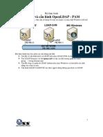 Exercise 5 - OpenLDAP-PAM