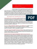 Programme Professeur Jacques Bahi