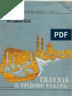Travnik u Vrijeme Vezira 1699-1851 Martin Udovicic