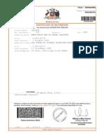 Certificado ADA NORMA 5604621