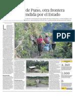 La Selva de Puno y los retos del gobierno del Perú para las comunidades campesinas