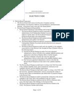 USAC Election Code