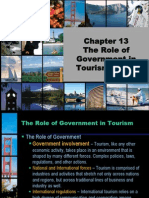 Int Tourism Ch 13 the Role of Government