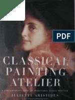 Classical Painting Atelier - Juliette Aristides [RiddleR]