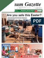 Platinum Gazette 06 April 2012