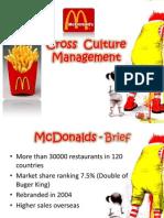 Cross Culture Management GRoup 9