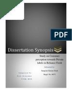 Sangram Dissertation Synopsis