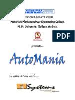 AutoMania Brochure