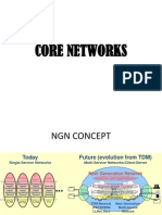 NGN - Core Network