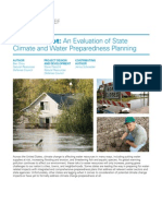 Water Readiness Issue Brief