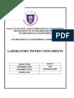 Bacteria Count Labsheet