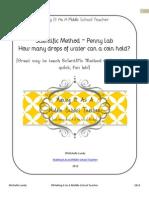 Scientific Method ~ Coin Lab