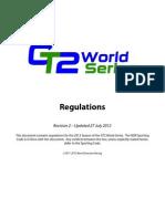 GT2 World Series 2012