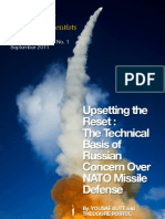 2011 Missile Defense Report