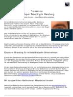 Praxisseminar Employer Branding in Hamburg