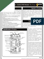 Manual Central Simplex