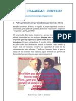 7 PALABRAS CONTIGO   ALIANZA DE AMOR