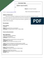 2Goiacy Curriculum
