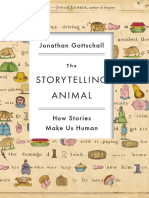 Storytelling Animal by Jonathan Gottschall