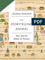 Storytelling Animal by Jonathan Gottschall