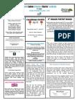 Newsletter 4-5-2012