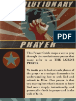 Revolutionary Prayer